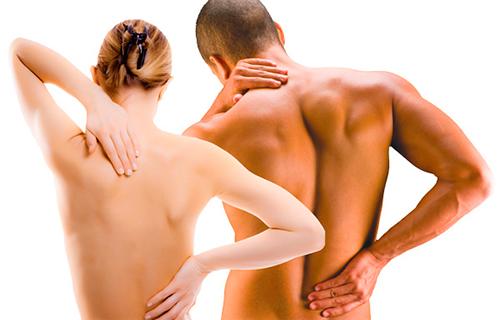 Причины и характер боли в груди и спине при остеохондрозе
