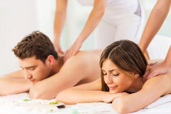 Эротический массаж семейной паре